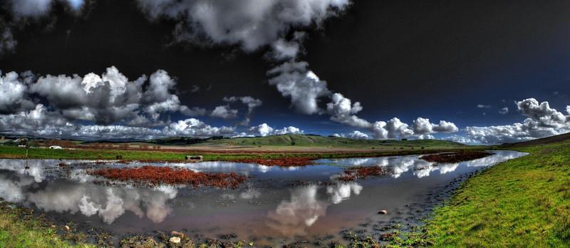 Tulay Lake Panorama