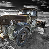 Abandoned Dodge Truck