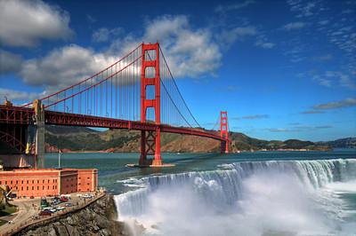 Golden Gate Falls