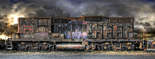 Ominous Locomotive