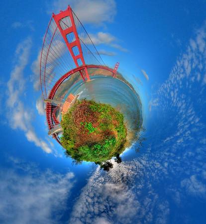 Planet Golden Gate